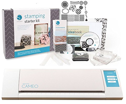 NEW Silhouette Cameo STAMPING Bundle