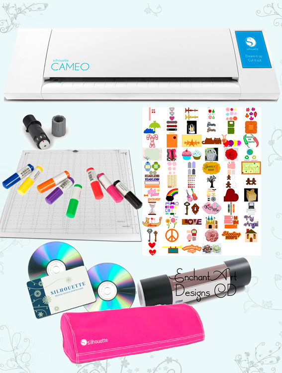 Silhouette Cameo Assorted Bundle