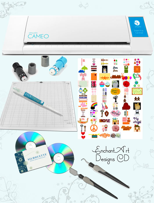 Silhouette Cameo Essentials Bundle