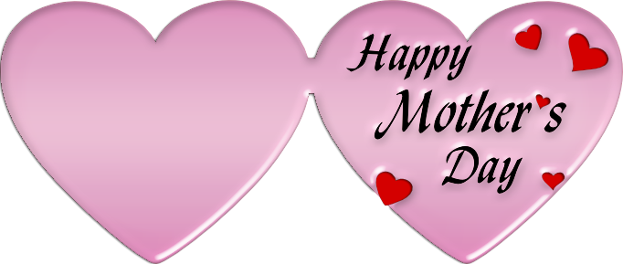 Mother's Day Heart Card
