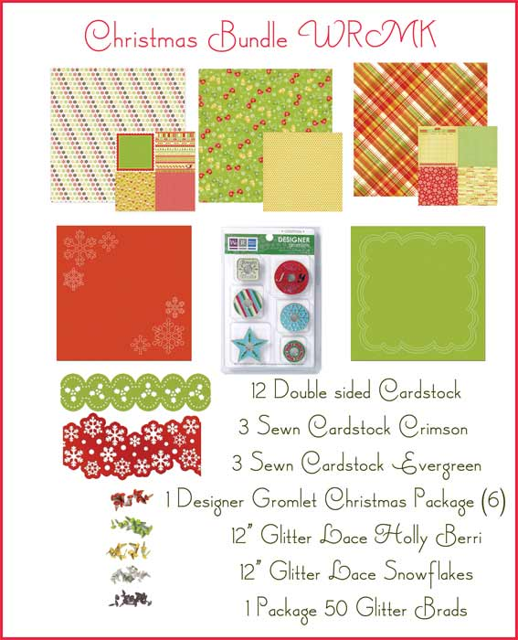WRMK Christmas Collection Bundle